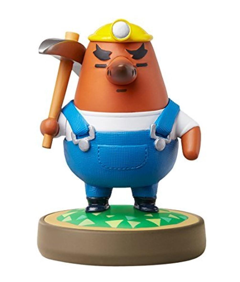 ライブ利点貫入Mr. Resetti amiibo (Animal Crossing Series) by Nintendo [並行輸入品]