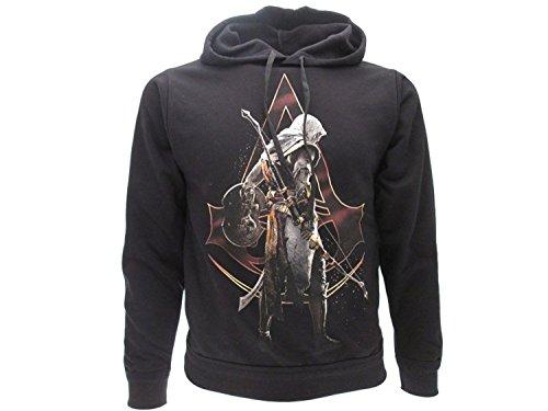 KAPUZENPULLI Sweatshirt BAYEK Größe XXL (Extra Extra Large) von Assassin's Creed Origins 2017 ORIGINAL Offiziell