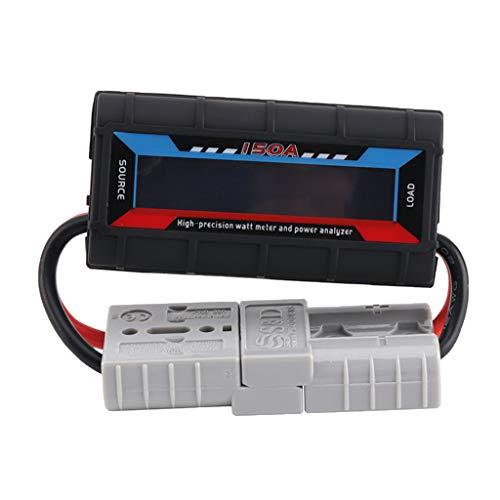 150A LCD Leistungsanalysator Strom Analyzer Wattmesser Wattmessung