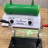 GKPLY Tubo de Rayos catódicos Tubo de Efecto magnético Equipo de Instrumento de Experimento de electromagnetismo físico Instrumento de enseñanza, para el osciloscopio de Entrenamiento.