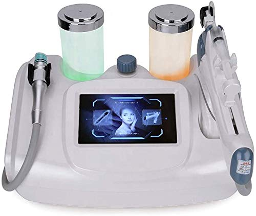 DXDUI 2 in1 RF Vanadium And Titanium Water Beauty Instrument, Deep Replenishment Rich Nourishment and Whitening Facial