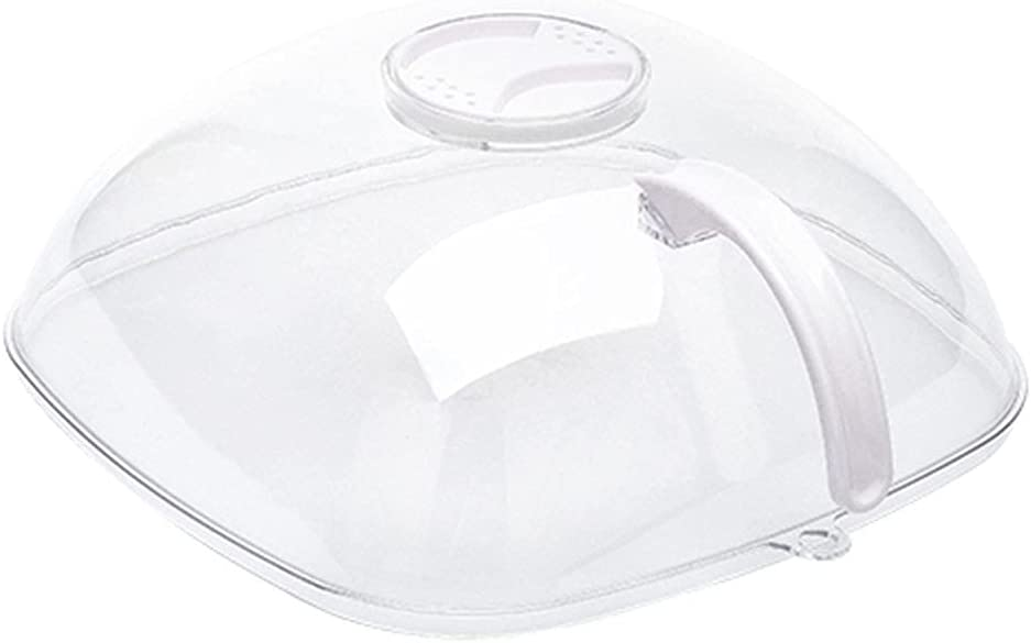 Round Sealed Omaha Mall High Temperature Hot Meal Cover Fees free Microwave Oven Heat