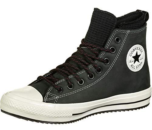 Converse Chuck Taylor All Star Wp Boot Black Black Egret - 10 UK