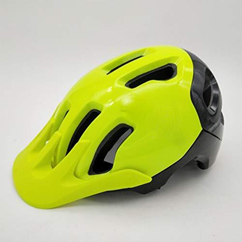 Outdoor fiets helm, Mountainbike fiets bos weg paardrijden cross country helm halve helm mannelijke super