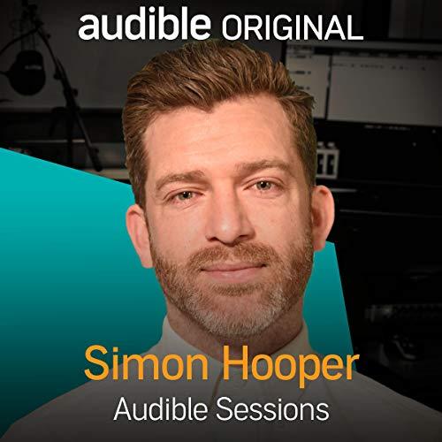 Simon Hooper audiobook cover art