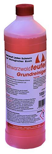 Schwarzwaldteufel Grundreiniger Konzentrat - Ökologisch, Biologisch abbaubar, 1 Liter