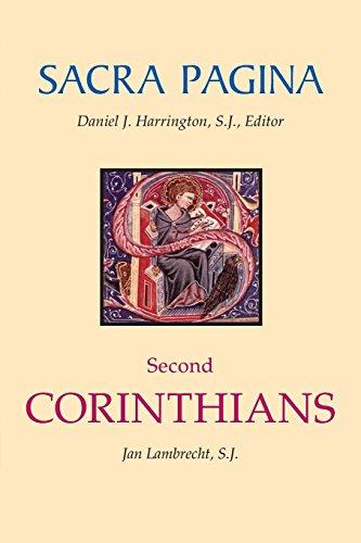 Sacra Pagina: كورنثوس الثانية