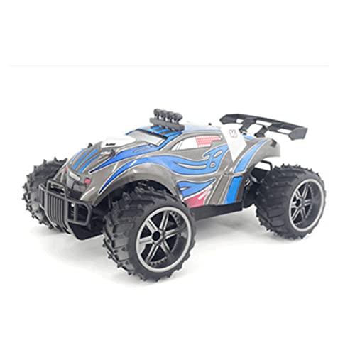 KGUANG 4WD Off-Road RC Car a Escala Completa 1:16 Carreras de Alta Velocidad 2.4G Buggy de Control Remoto 25 km/h Vehículo de Juguete para niños Niños y niñas Cumpleaños Camión