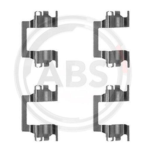 ABS 1117Q Kit de Accesorios, Pastillas de Frenos