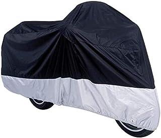 Rag & Sak® XXL Motorcycle Cover Indoor/Outdoor Reflective Waterproof UV Dust Protection Heat Moisture Guard Vent For Harle...