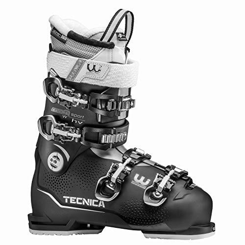Tecnica Mach Sport HV 85 XR W Chaussures de ski pour femme Anthracite, anthrazit, 24.5