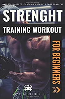 Strenght Training Workout Routine at Home for Total Beginners: The Best Fitness Program for Men. 8 Exercises for Full Body...