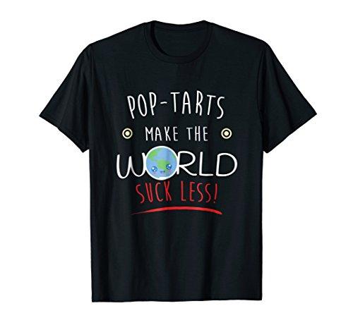 Funny Kawaii Pop-Tarts T Shirt - Kawaii Favourite Food