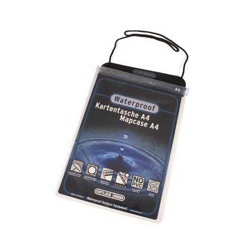 Ortlieb ORT.D03 - Bolsa portadocumentos Impermeable, Transparente
