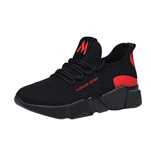 VENMO Damen Walkschuhe Laufschuhe Ultraleichte Trainer Schuhe Atmungsaktive Freizeitschuhe Sportschuhe Sneaker Bequeme Schuhe Tennisschuhe Walkingschuhe Arbeitsschuhe