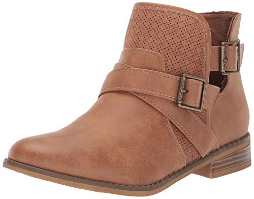 Rocket Dog Women's Bootie Ankle Boot, TAN, 6