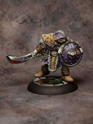 Reaper Miniatures 7007 Orc Warrior of the Ragged Wound Tribe