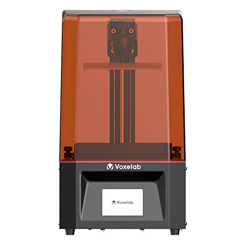 Voxelab Polaris 3D Printer UV Photocuring LCD Resin 3D Printer Assembled with 3.5''Smart Touch Color...