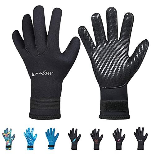 Neoprene Gloves for Snorkeling Diving Kayaking Surfing Spearfishing All...