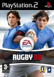 Electronic Arts Rugby 08, PS2