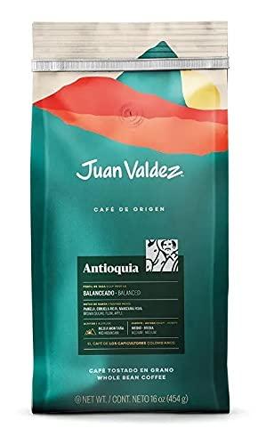 Cafe Juan Valdez marca JV