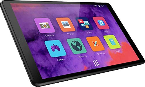 Lenovo Tab M10 FHD Plus (2. Gen) LTE/4G, WiFi 32GB Iron Gray Android-Tablet 20.3cm (8 Zoll) 2.0GHz M