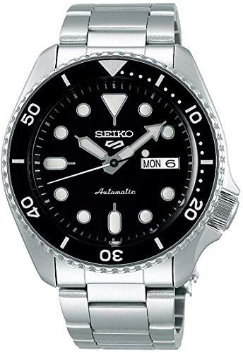[セイコー] SEIKO 5 SPORTS 自動巻き メカニカル 流通限定モデル 腕時計 メンズ セイコーファイブ スポーツ SRPD55 ブラック [並行輸入品]