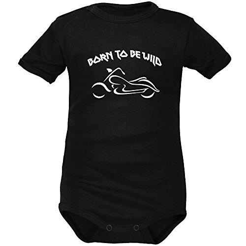 Body bébé Rock : Born to BE Wild