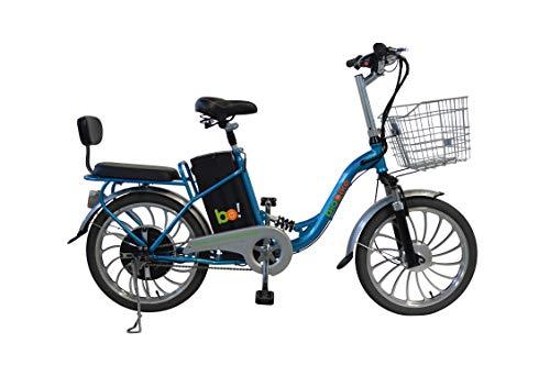 Bicicleta Elétrica Biobike URBANA Aro 20'' | Cor: Azul Royal