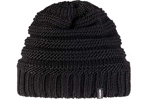 Schöffel Dames Knitted Hoed Malaga1, zwart, E
