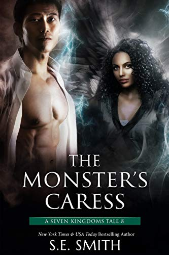 The Monster's Caress: A Seven Kingdoms Tale 8 (The Seven Kingdoms) (English Edition)
