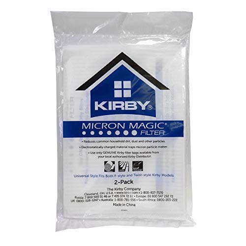 Kirby 205811 Universal 2pk Bag, 1