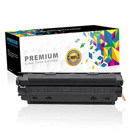 78A - Cartucho de tóner compatible para HP CE278A, apto para impresora láser Pro P1566 P1606, rendimiento de página, 2100 páginas, negro, paquete de 1