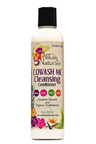 Alikay Naturals - COWASH ME - Cleansing Conditioner - Krullend Haar - 236ml