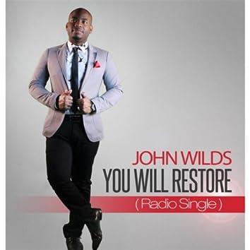 You Will Restore - Single