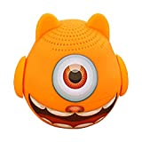 urjipstore Mini Cartoon Animal Speaker Outdoor Wireless Speaker Doll Music Player