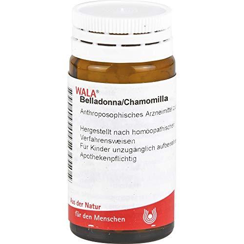 WALA Belladonna/Chamomilla Globuli velati, 20 g Globuli