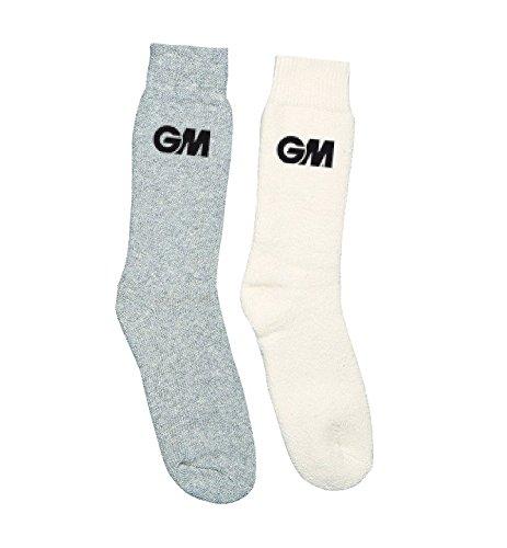 GM Cricket Kinder Cricket Socken, grau, Size 1-6