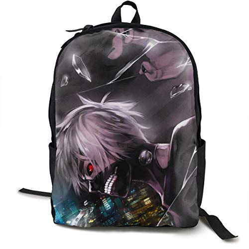 Rucksack,to-Kyo Gh-OUL Travel Bags,Fashionable Student Backpacks for Travel Climbing,32cm(W) x42cm(H)