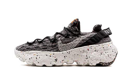 Nike Space Hippie 04, Scarpe da Ginnastica Donna, Iron Grey/Photon Dust-Black, 42 EU