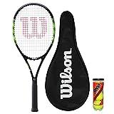 WILSON Blade Pro 105 Graphite Raquette de Tennis (Diverses Options) (Raquette de Tennis Seulement)