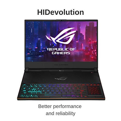 Compare HIDevolution ASUS ROG Zephyrus S GX531GX (GX531GX-XB76-HID6) vs other laptops
