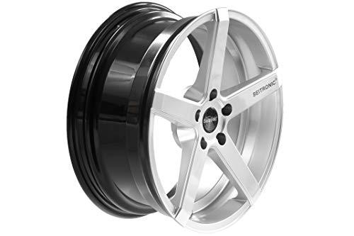 SEITRONIC® RP6 Alufelge | Concave Design | Hyper Silver 19 Zoll 9,5J 5x112-ET351