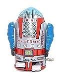 Blechroboter Mr. Atomic Roboter Blech Blechspielzeug 601471