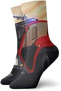 Calcetines cortos de algodón para hombre, mujer, yoga, senderismo, ciclismo, correr, fútbol, deporte