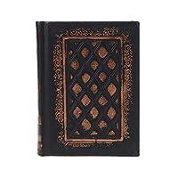ZSHW -Leatherブランクハードカバースケッチブック紙文具旅行レトロヴィンテージジャーナルダイアリーノート DIY (Color : 2)