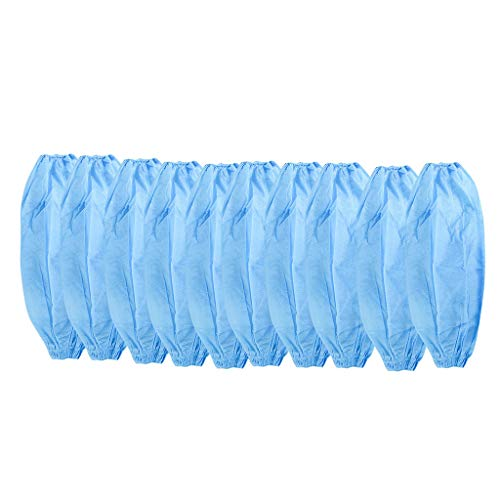 Why Choose RUIVE 10 PCS Disposable Oversleeves Protective Sleeves Non-Woven Soft Lightweight Hand Ar...