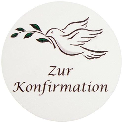 Cake Company Zuckeraufleger Zur Konfirmation    10 cm 1er Pack (1 x 128 g)