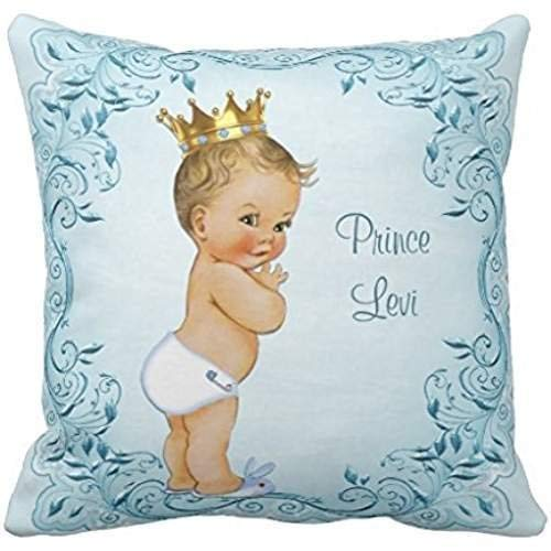 18' Imágenes Dobles Cojines Fundas Sencillas Pillowcase Hojas Azules Rubias Personalizadas Funda Almohada Suave clásicas Cushion Cover