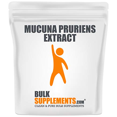 Bulksupplements Mucuna Pruriens Extract Powder (250 Grams)
